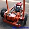鲁探机械供应冲击式取样钻机SH30-2A轮式工程勘察钻机