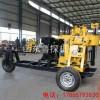 鲁探供应XYX-130轮式水井钻机民用打井机钻井机 搬移方便
