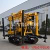 鲁探供应地质勘探钻机XYD-130履带式岩芯取样钻机品质保证