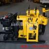 鲁探供应HZ-200Y液压水井钻机民用二百米打井机钻井机