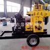 鲁探机械供应二百米轮式液压勘探钻机XYX-200岩芯取样钻机