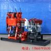 鲁探机械供应XY-150液压岩心取样钻机百米勘探钻机