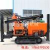 鲁探供应FY200履带式气动水井钻机打井机钻井机 效率高
