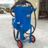 厂家直销表面处理移动喷砂机汽车翻新去油漆钢结构船舶除锈防腐