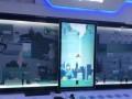 智慧展厅滑轨屏软件-落地式滑轨屏-移动滑轨屏开发